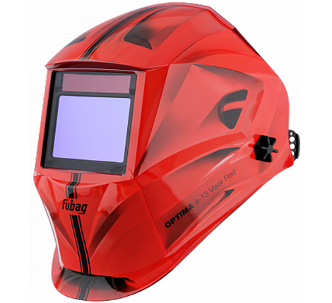 OPTIMA Visor Red